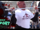 Exploding Gut Powerlifting Prank