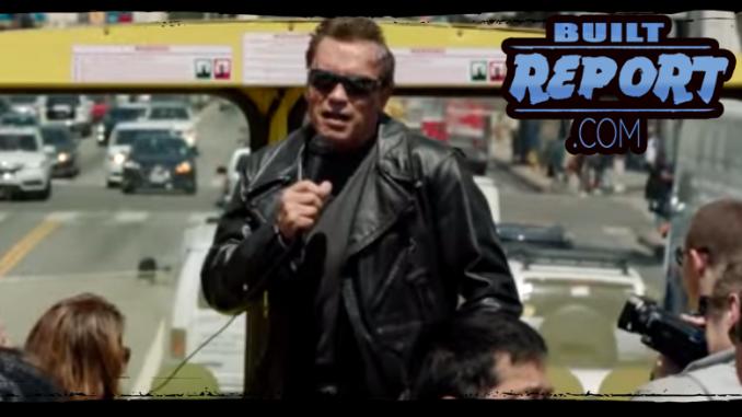 Terminator Hollywood Tour