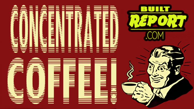 Concentrated Coffee