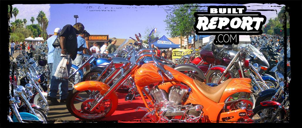 American Heat Palm Springs Weekend Bikes
