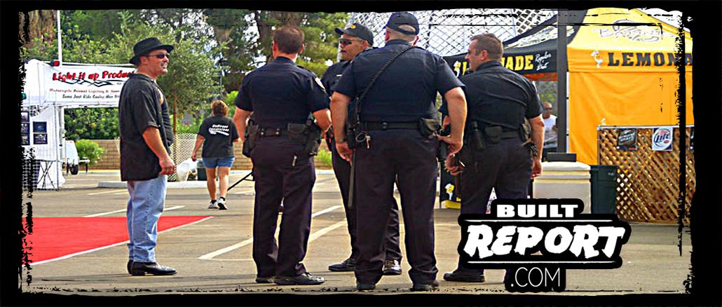 American Heat Palm Springs Motorcycle Weekend Security