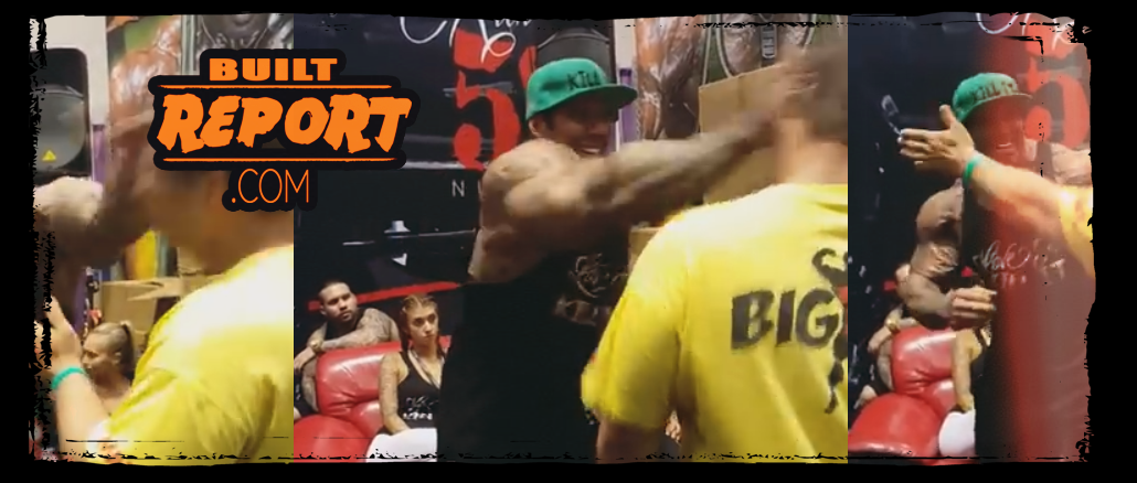 Rich Piana And Jason Genova Slap Box Built Report Невозможное (2011) and the delray misfits (2013). rich piana and jason genova slap box