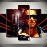 Arnold Schwarzenegger Built Report