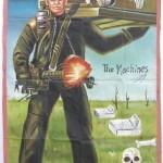 Terminator movie poster from Ghana