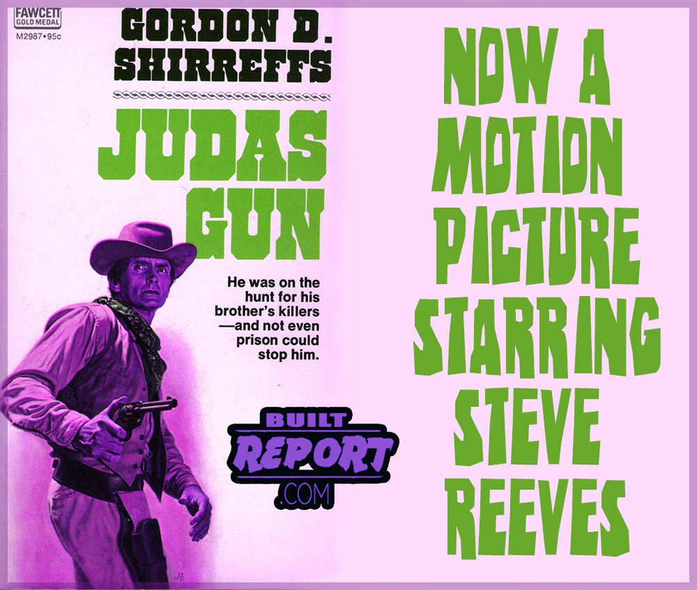 Judas Gun, Gordon D. Shirreffs