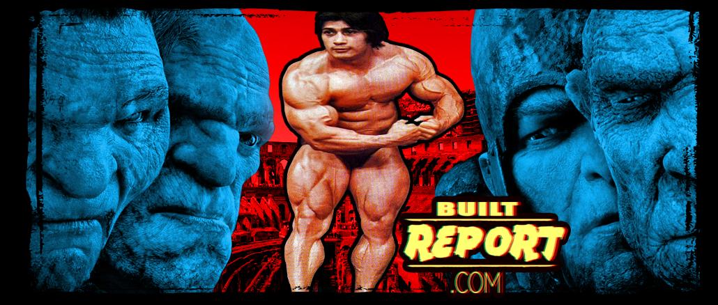 Built Report Danny Padilla