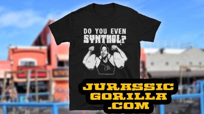 synthol t-shirt