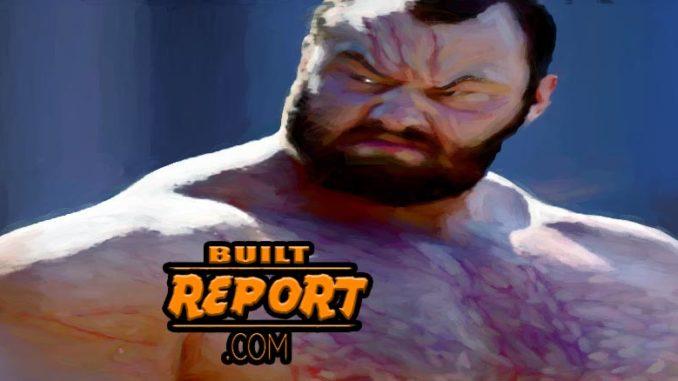 strongman arnold classic 2018