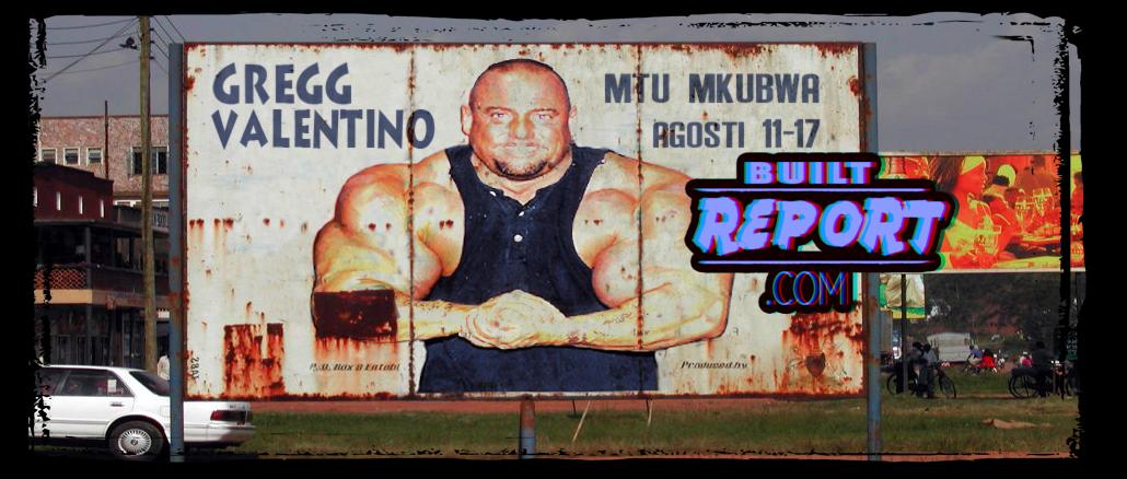 Built Report Gregg Valentino